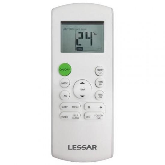 Купити Настінна спліт-система Lessar LS/LU-HE09KSE2 кондиціонер в Одесі з установкою | Вектор Плюс